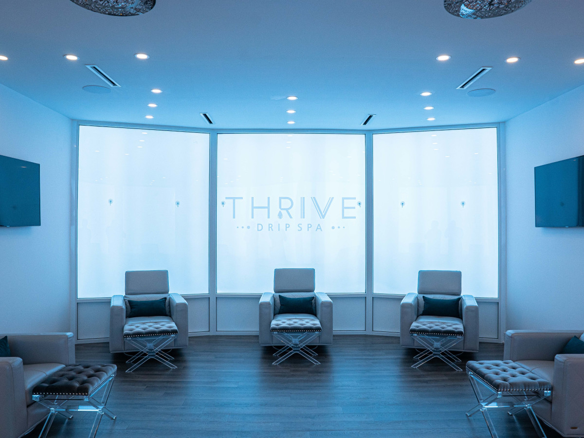 ThrIVe Drip Spa West U University Houston