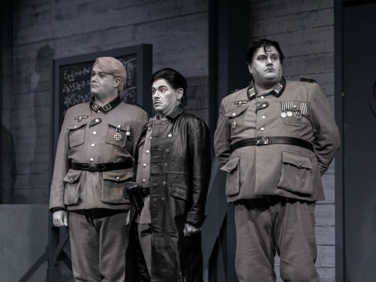 Pegasus Theatre presents The Color of Death