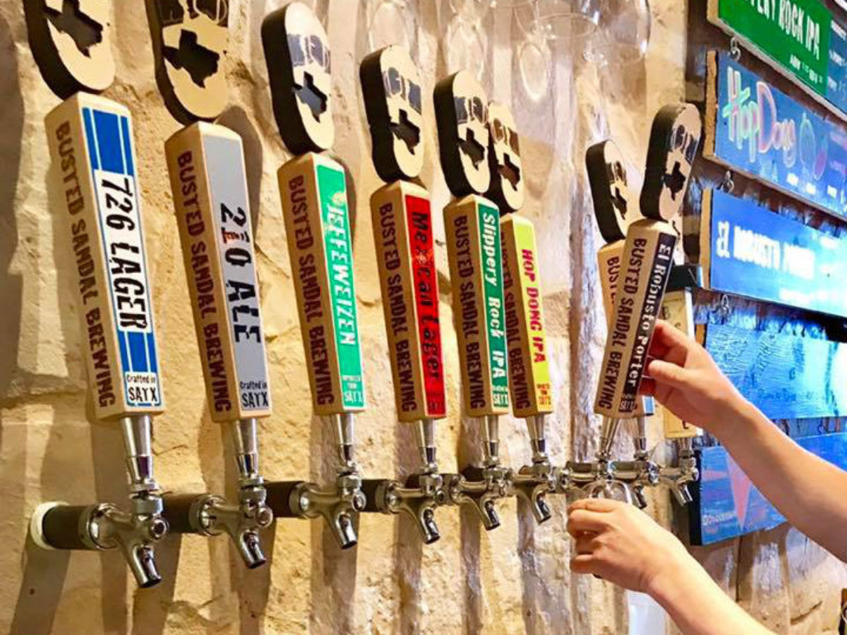 Busted Sandal Brewing Company