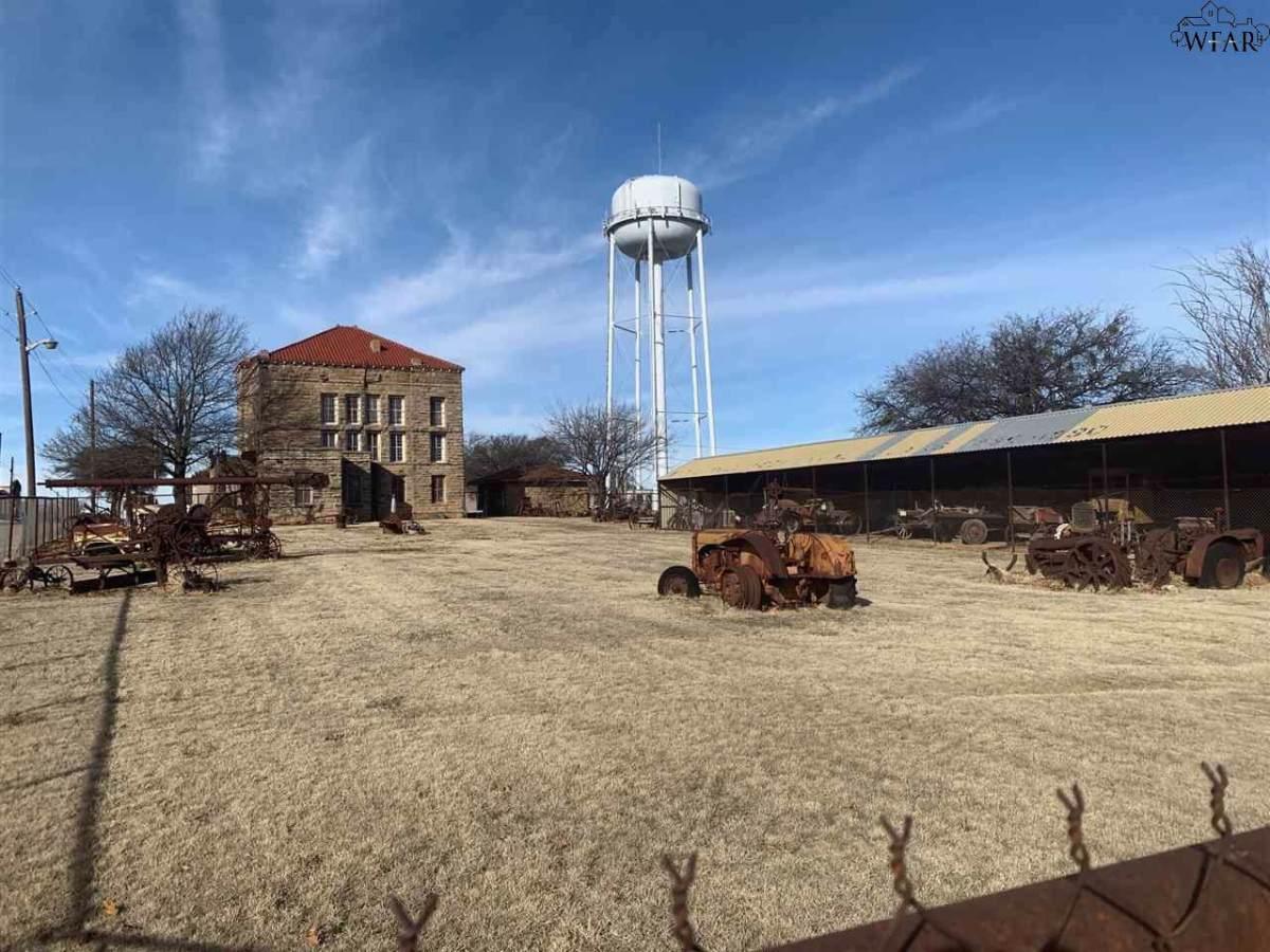 Archer City jail