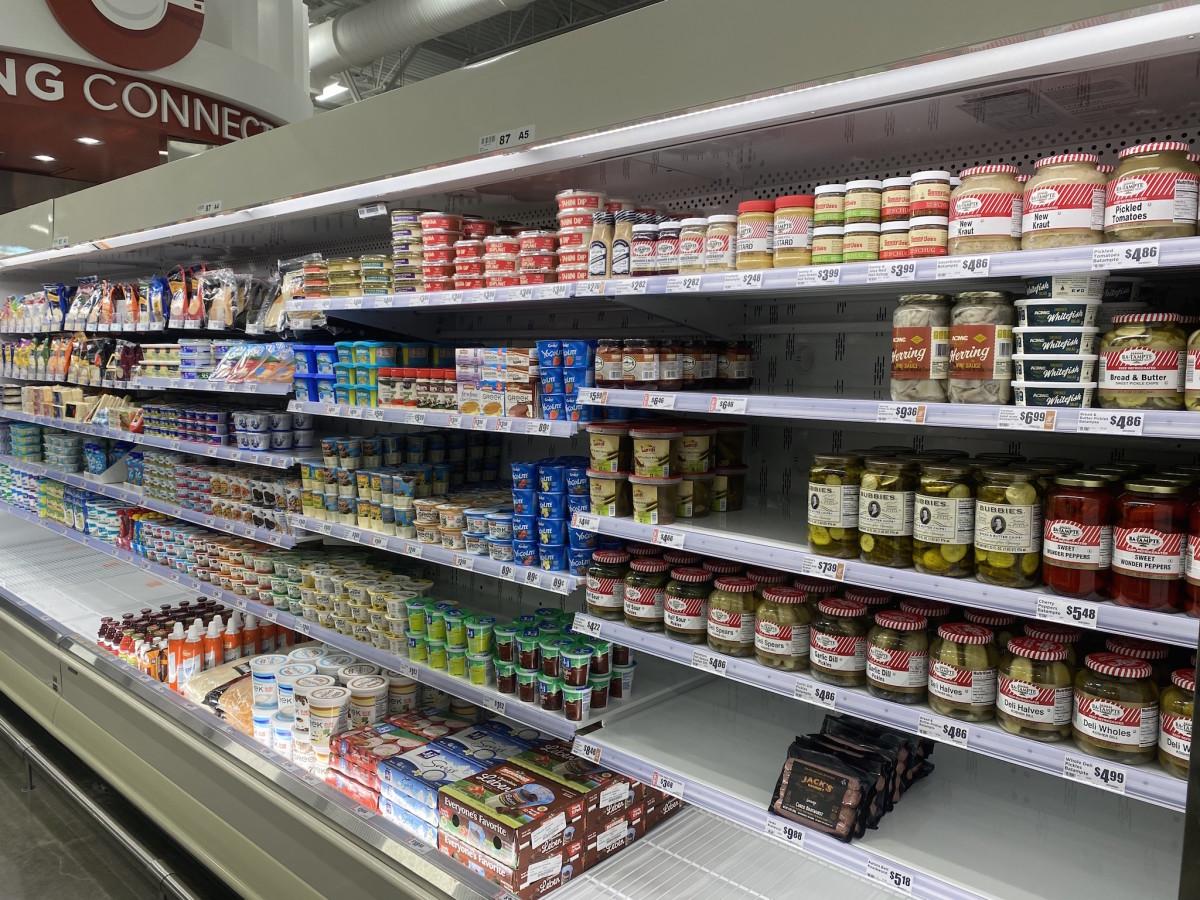 H-E-B Meyerland Market kosher dairy