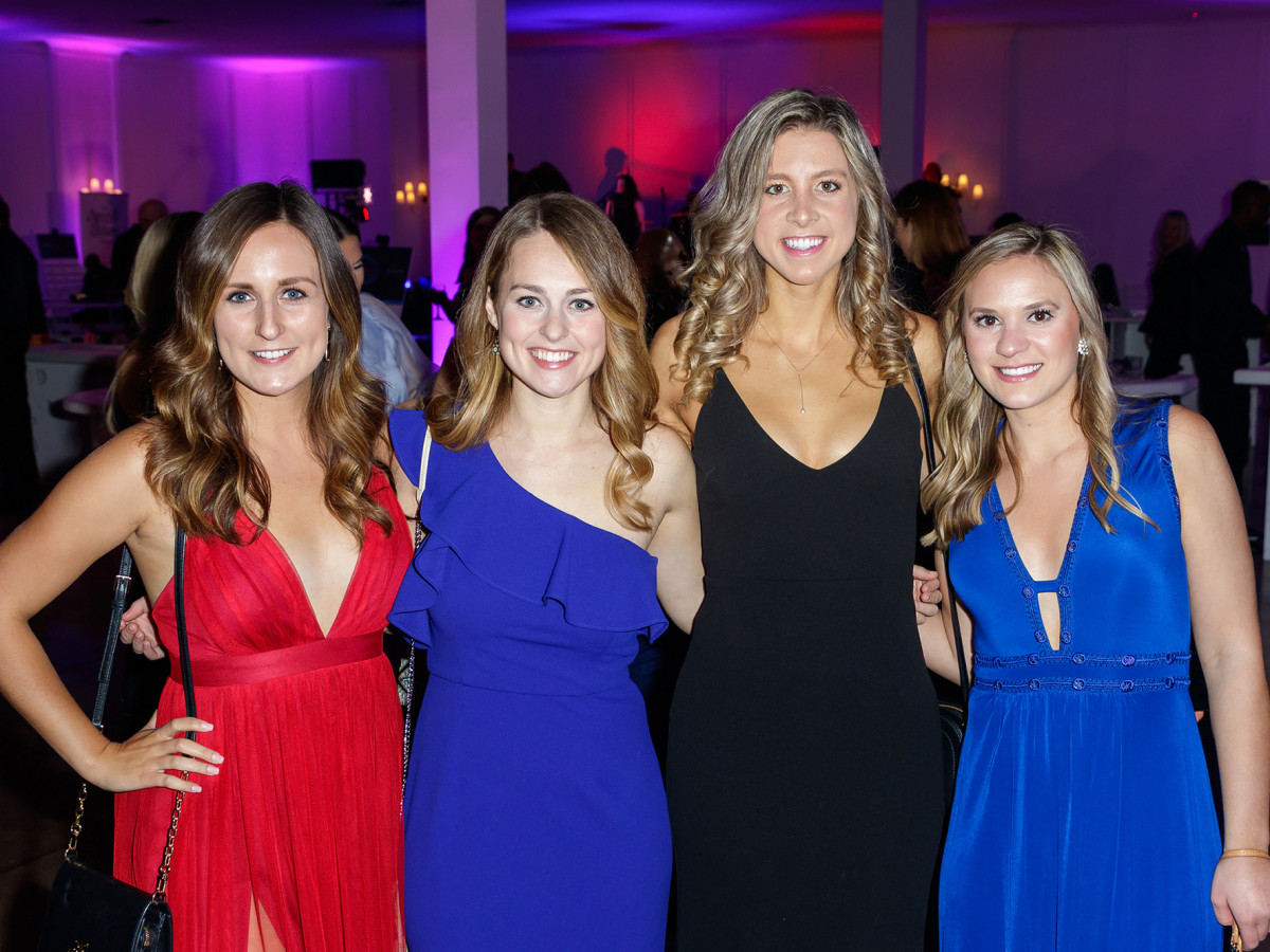 Sheena Thompson, Megan Jodie, Anna Bergman, Casey Hutchins