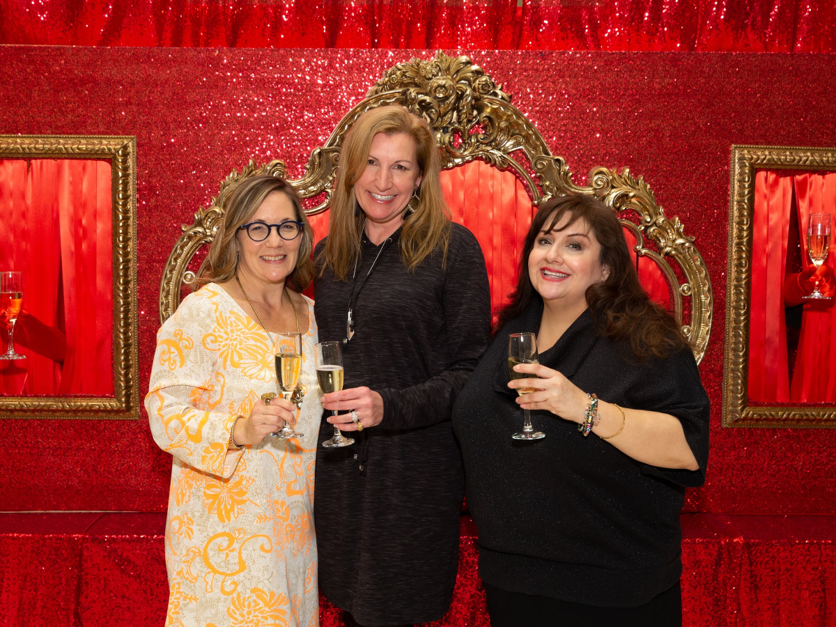 Social Book Neiman Marcus Page Parkes anniversary 2020 Kat Creech, Laurette Veres and Sonia Soto