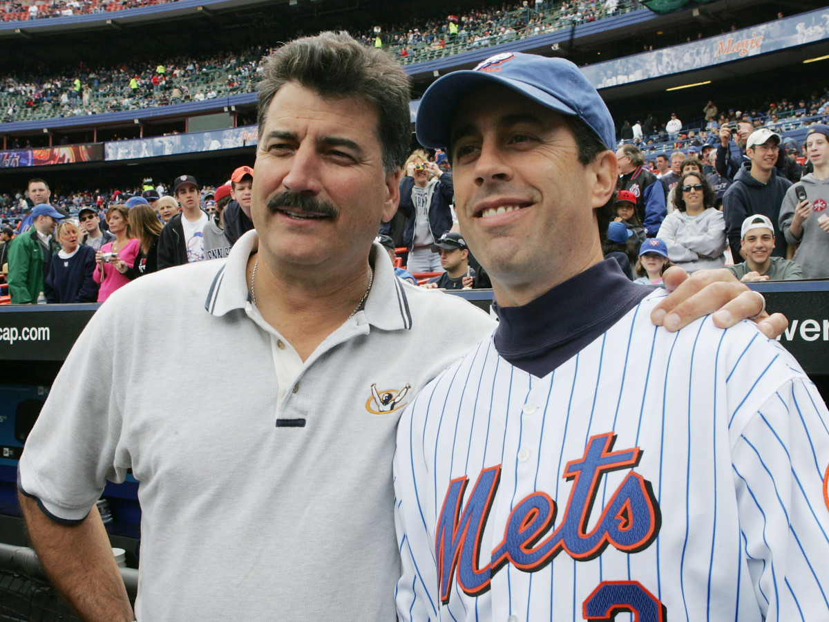 Keith Hernandez Jerry Seinfeld