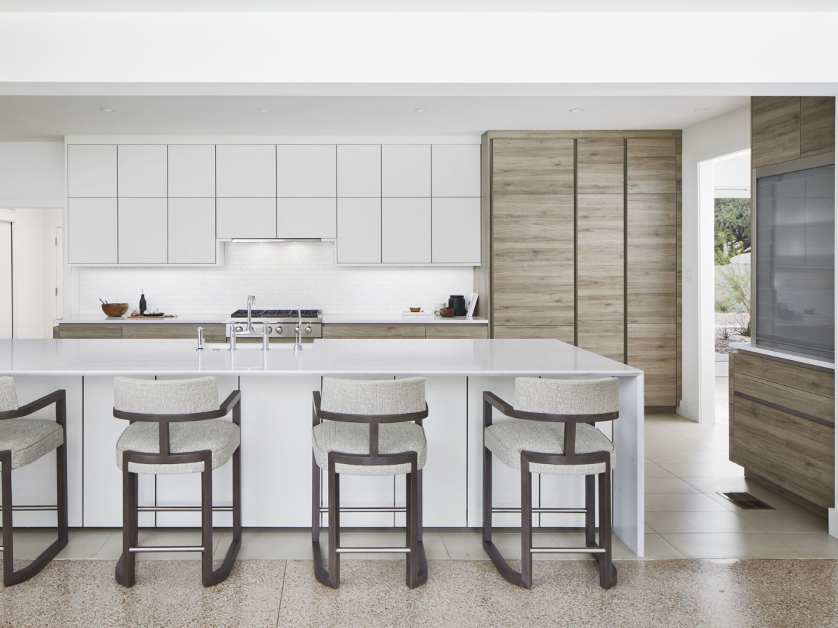 CG&S Concrete Remodel: kitchen