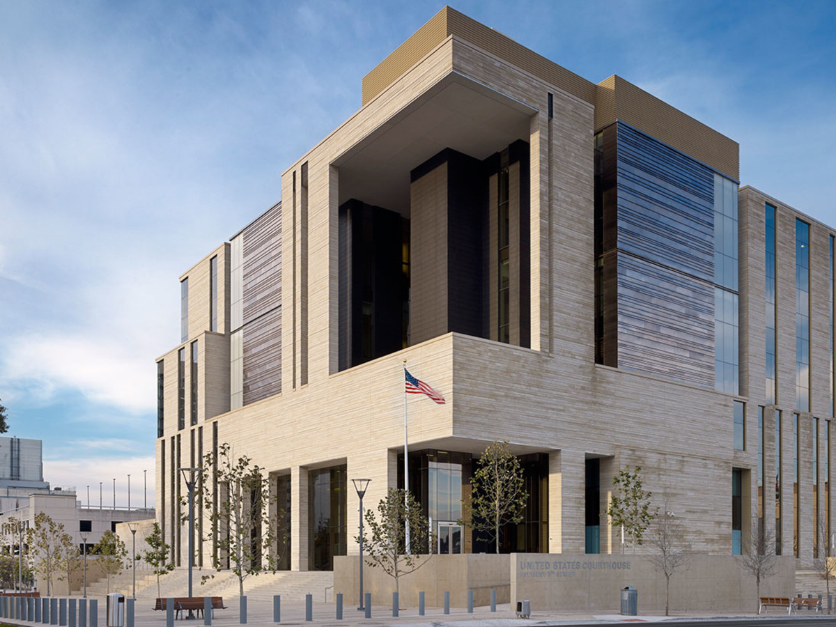Austin federal U.S. courthouse