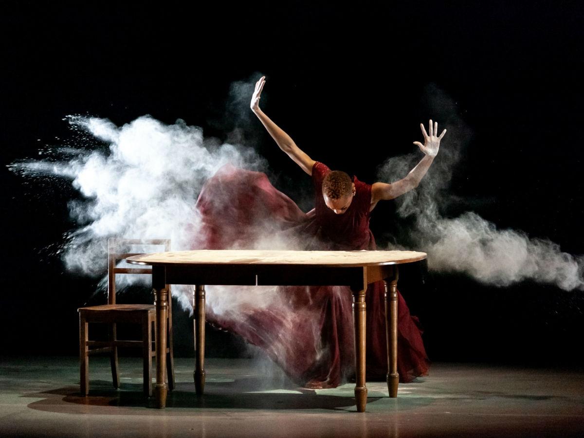 Dallas Black Dance Theatre - The Edge of My Life