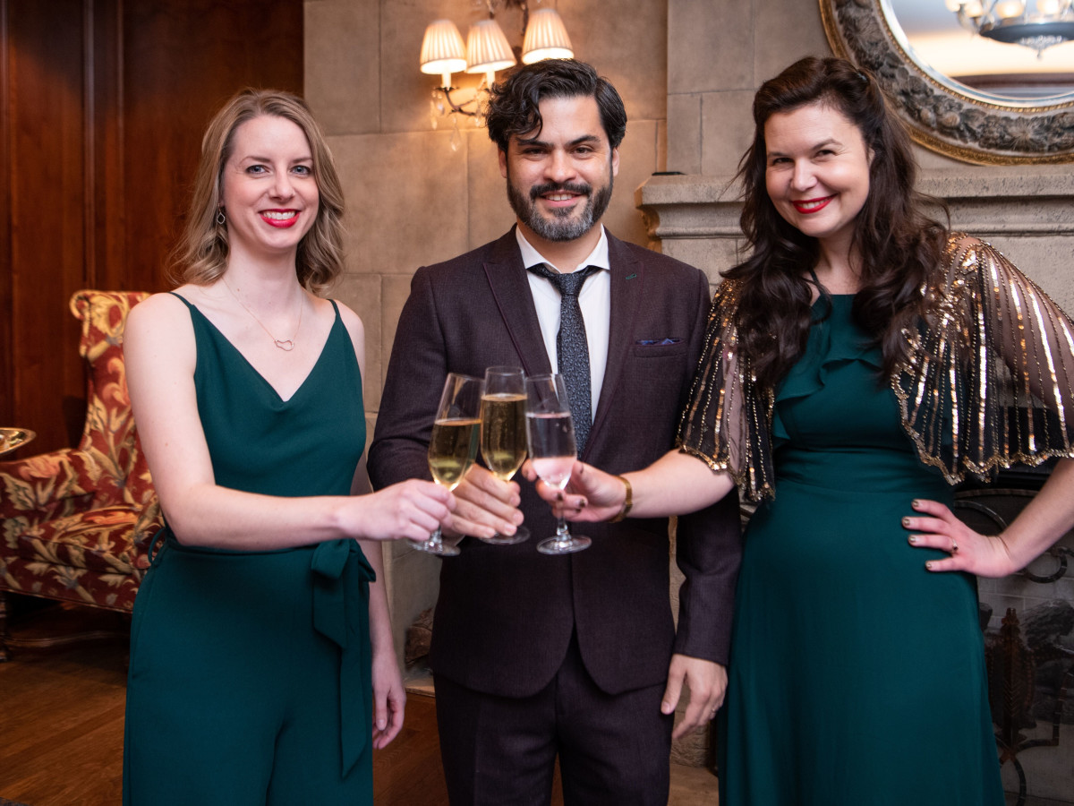 Inprint Poets & Writers Gala 2020: Readers Ashley Wurzbacher, Ricardo Nuila, Cait Weiss Orcutt