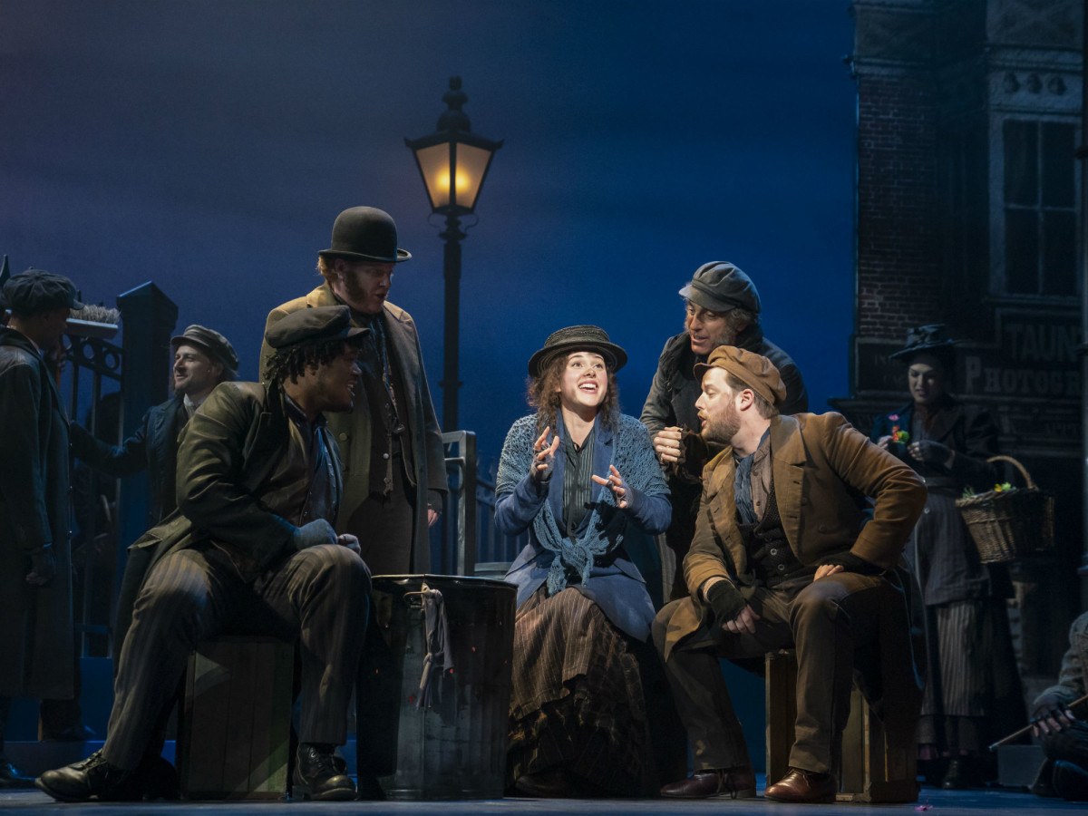 National tour of My Fair Lady