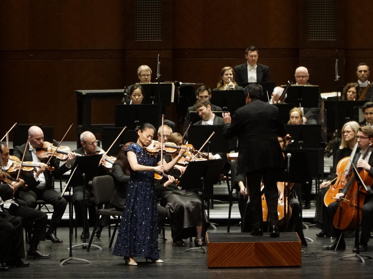 Fort Worth Symphony Orchestra, Miguel Harth-Bedoya, Midori