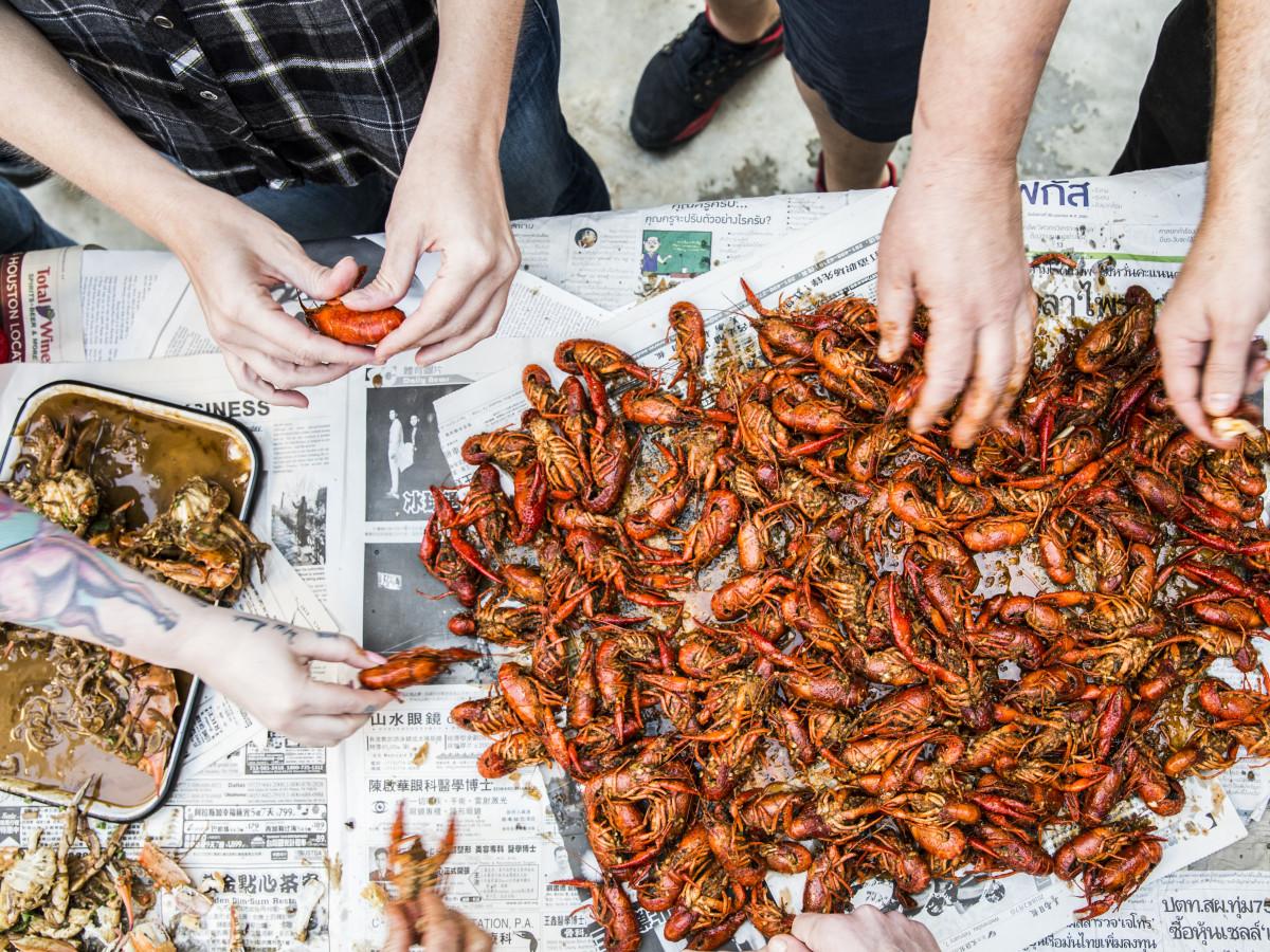 One Fifth Gulf Coast seafood boil