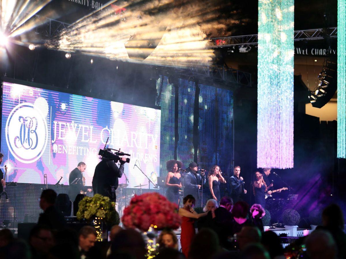 Jewel Charity Ball 2020, Powerhouse
