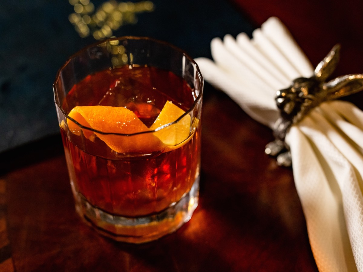 Turner's Old Fashioned