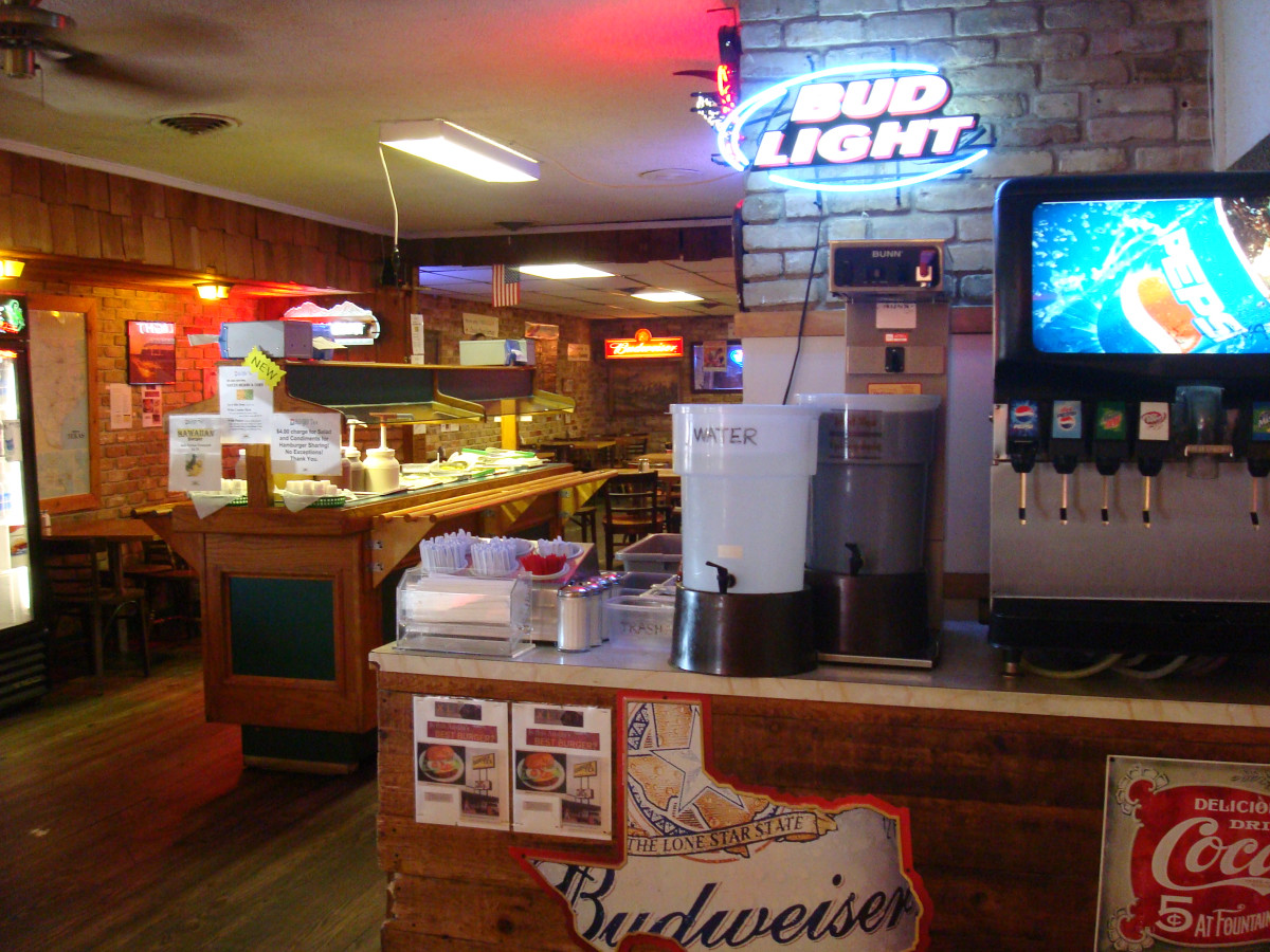 Burger Tex Airport Boulevard