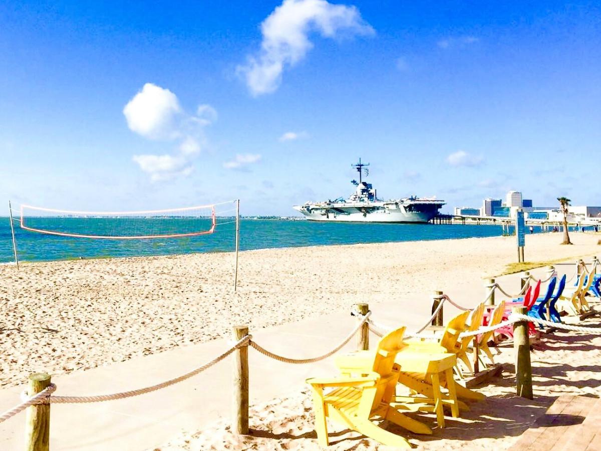 North Beach Corpus Christi