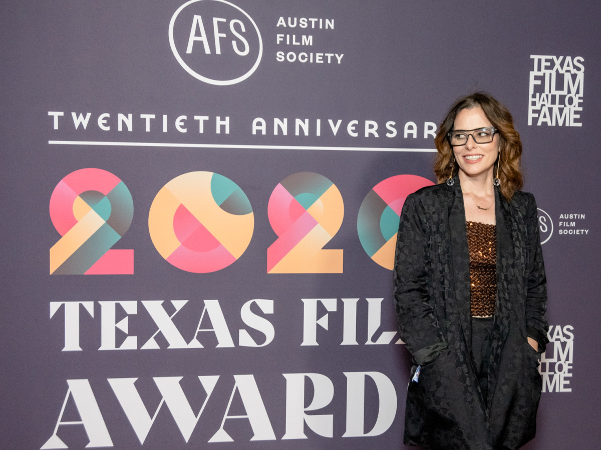 Texas Film Awards 2020 parker posey
