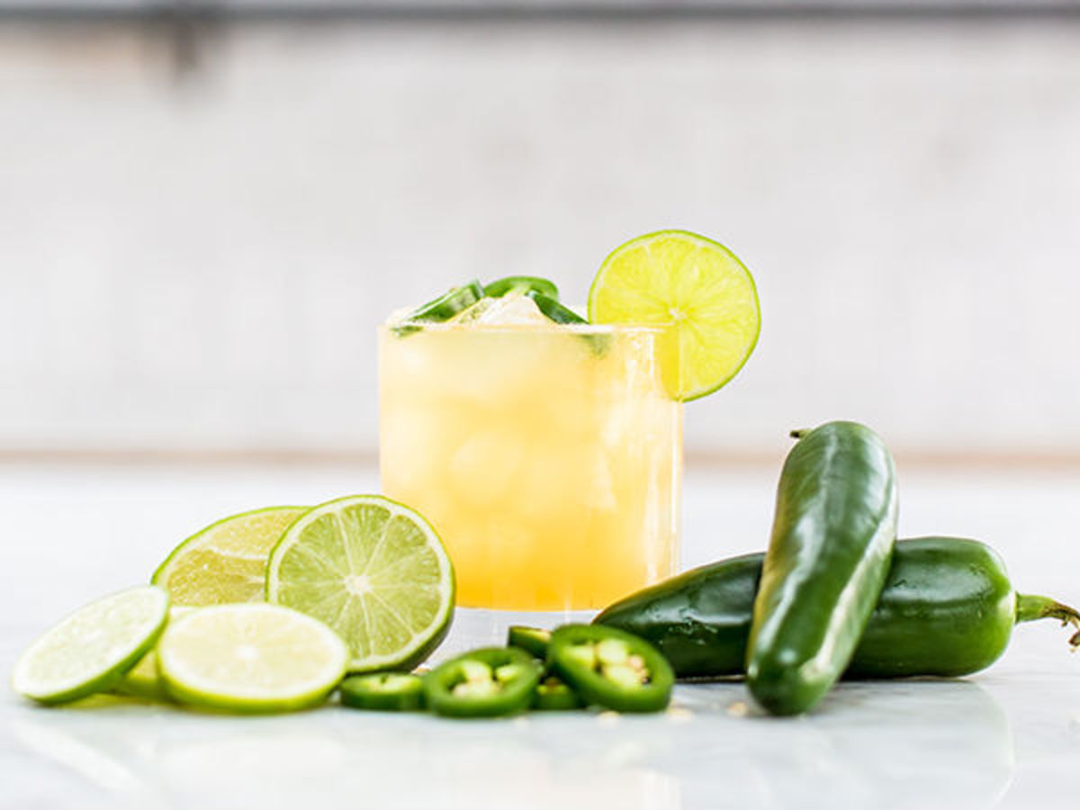 Sourced Craft Cocktails margarita