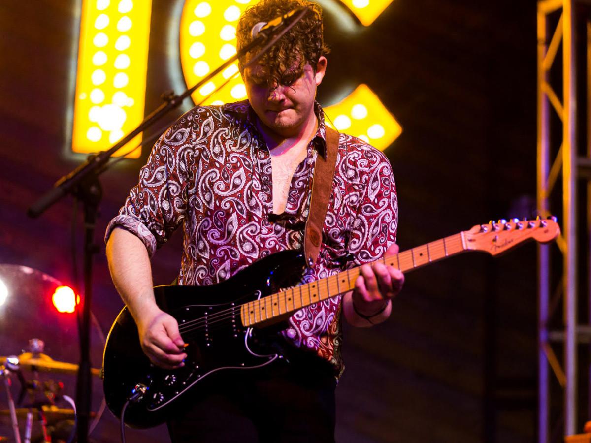 Houston musicians playlist Clay Melton