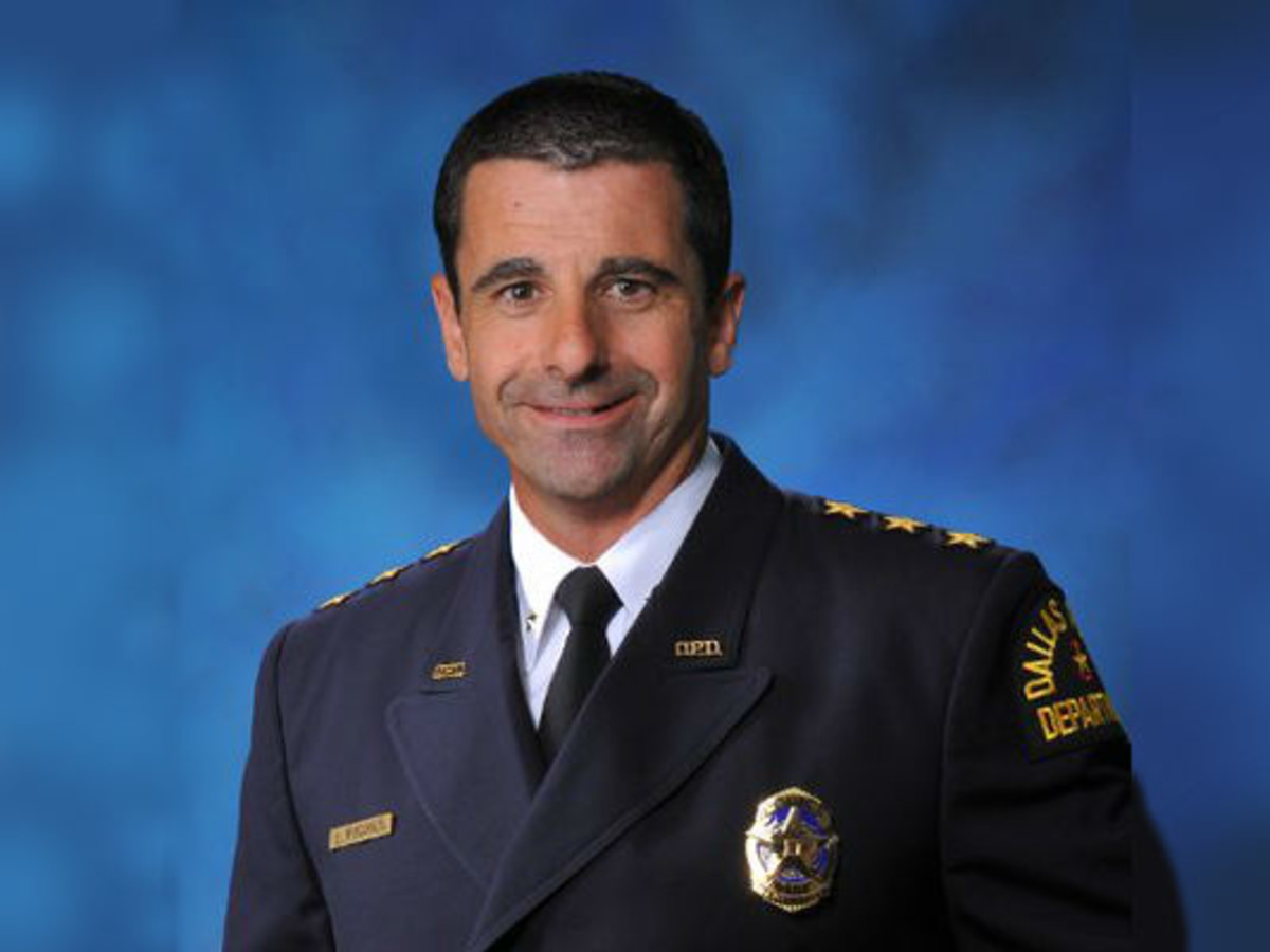 Dallas police David Pughes