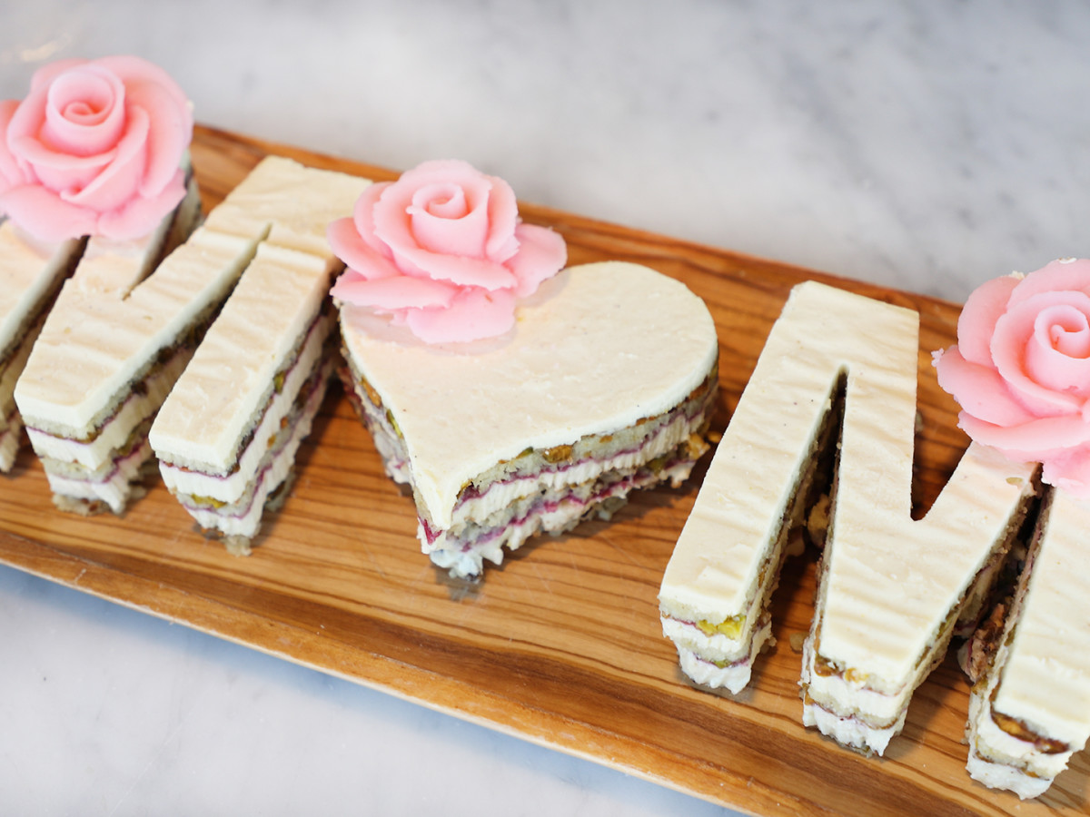 Common Bond mom cake mother's day
