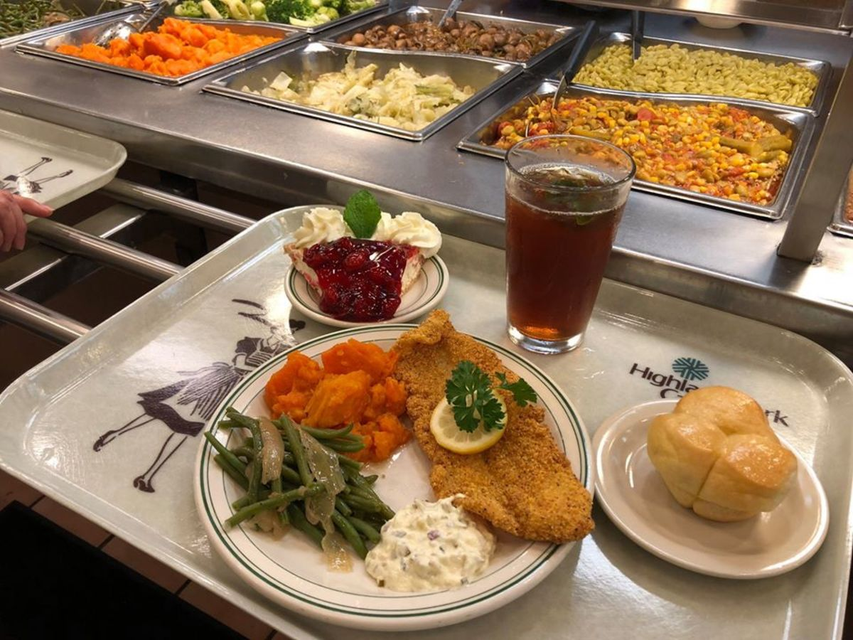 Highland Park Cafeteria