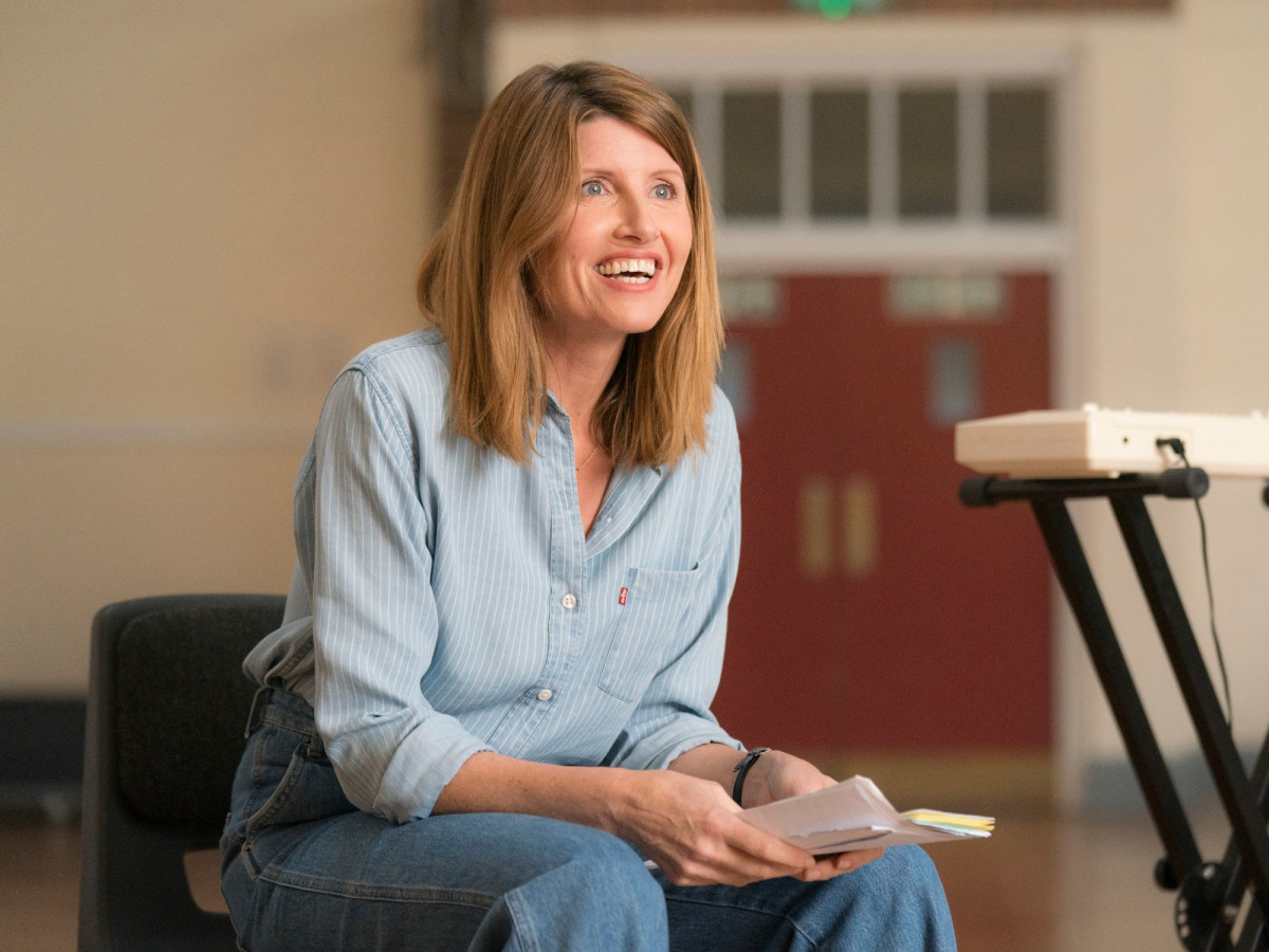 Sharon Horgan in Military Wives