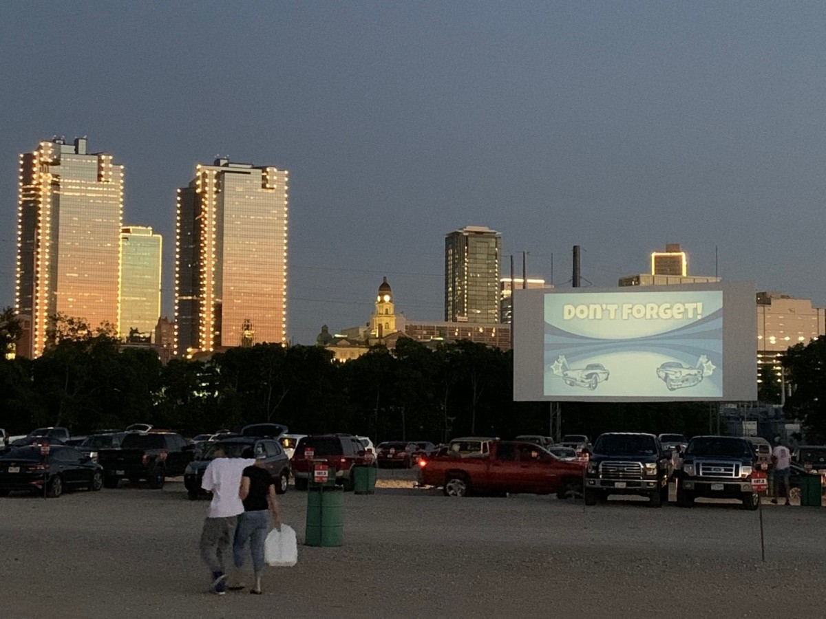 Coyote Drive-In Fort Worth