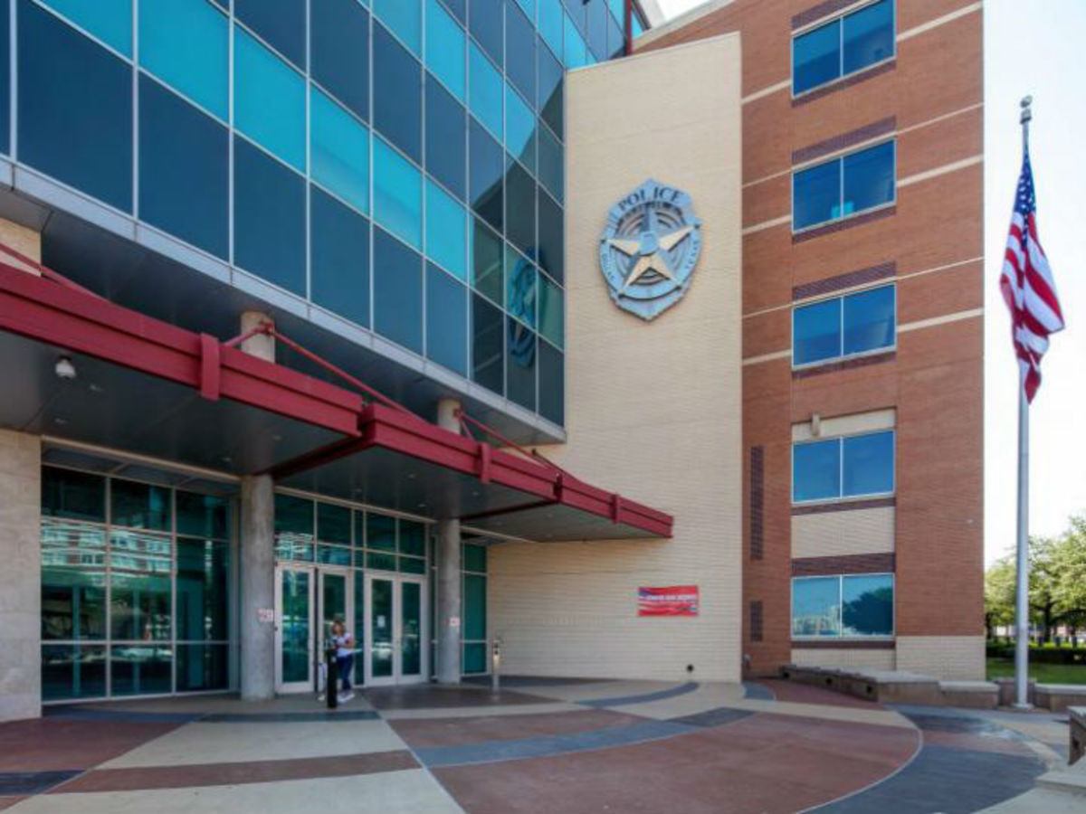 Dallas Police Dept HQ