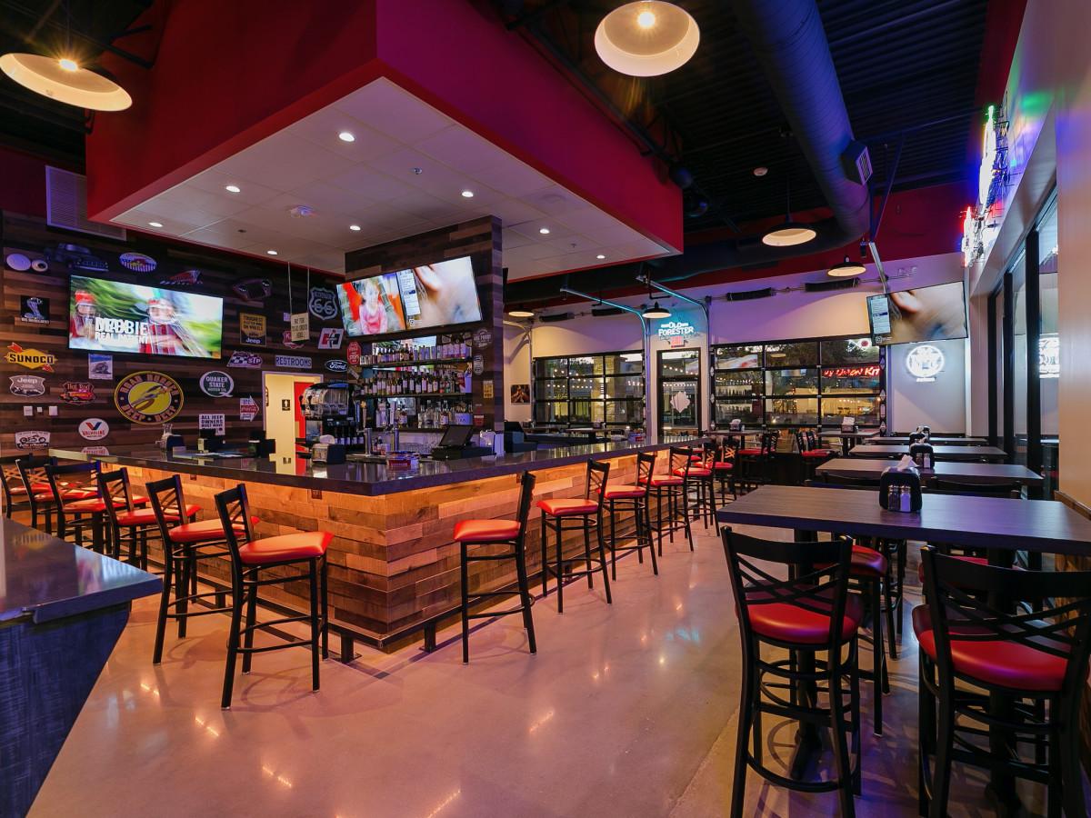 Jax Grill Katy bar