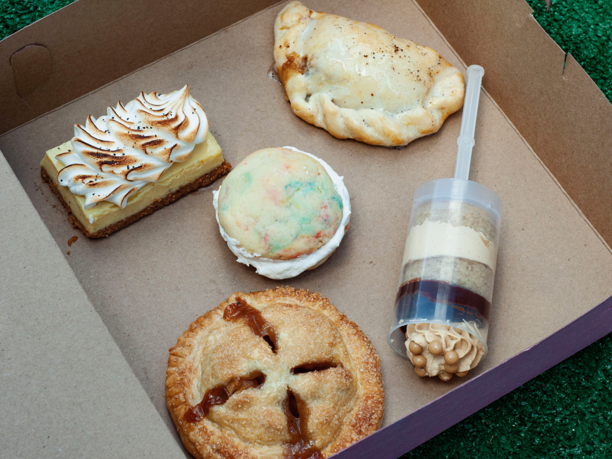 Underbelly Hospitality Bakers Against Racism box