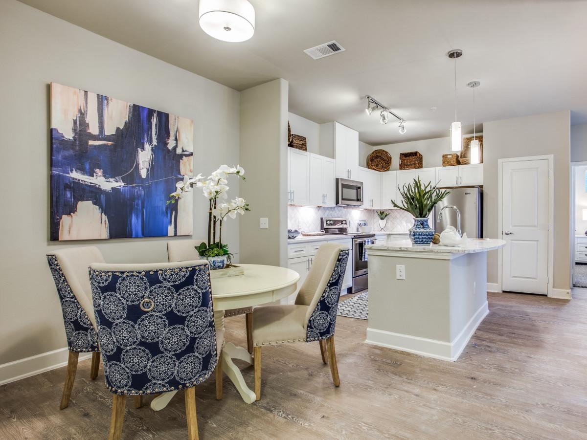 Edgewater apartments