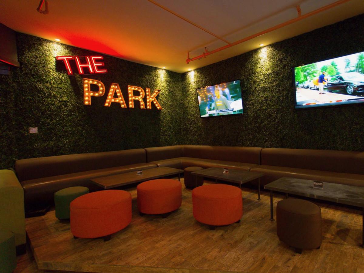 Prospect Park interior