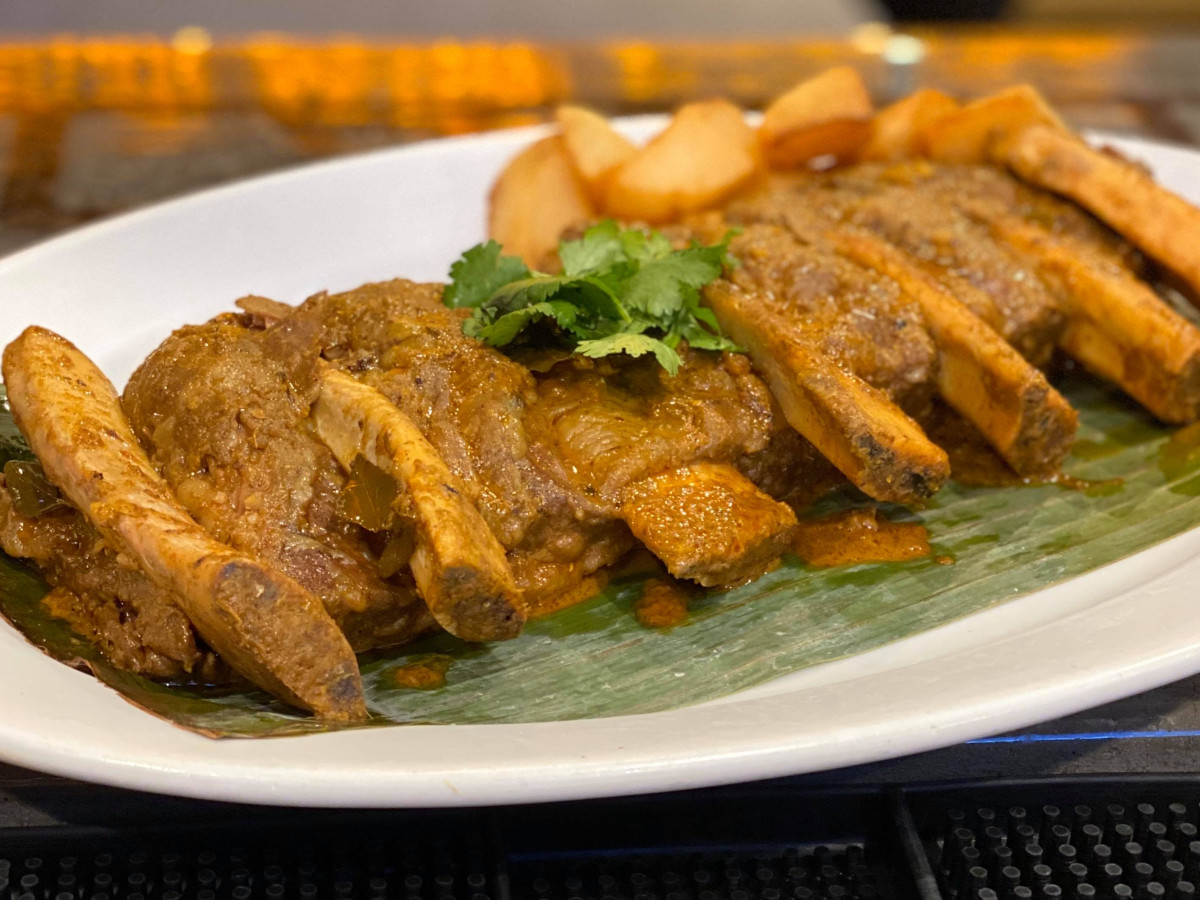 Phat Eatery Rendang curry beef ribs