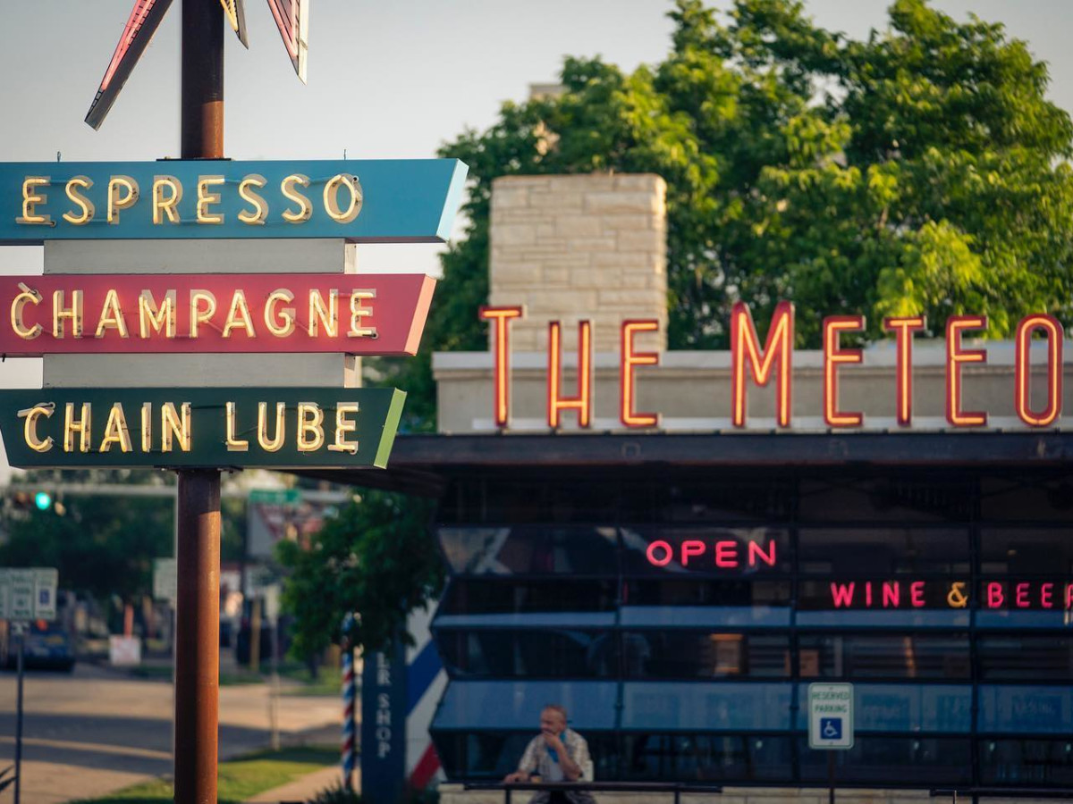 The Meteor Austin South Congress