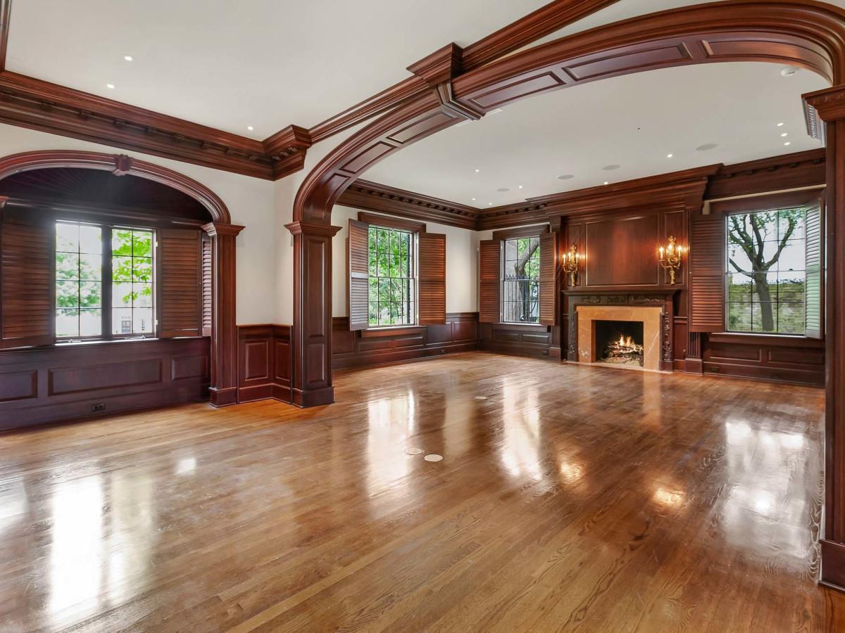 Long family Woodlawn Estate