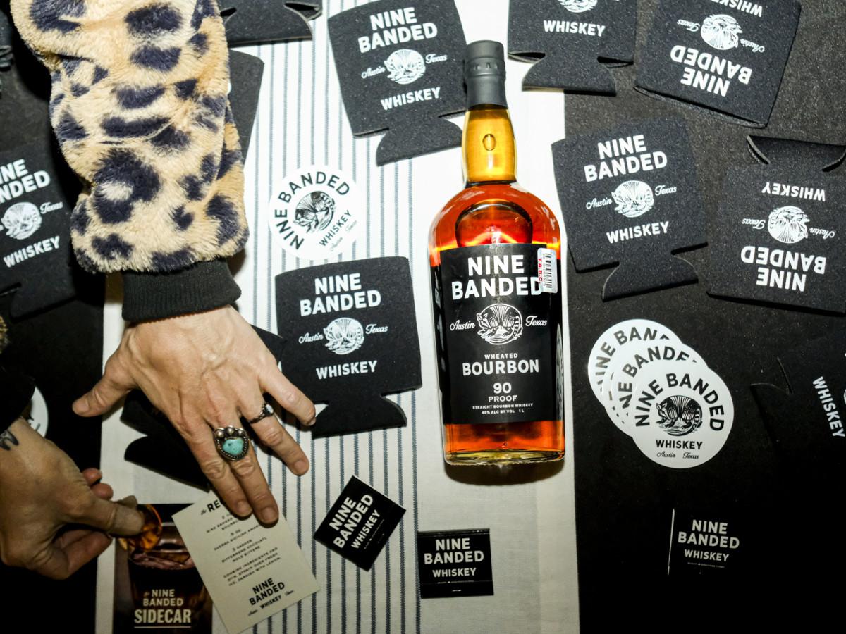 Nine Banded Whiskey merch