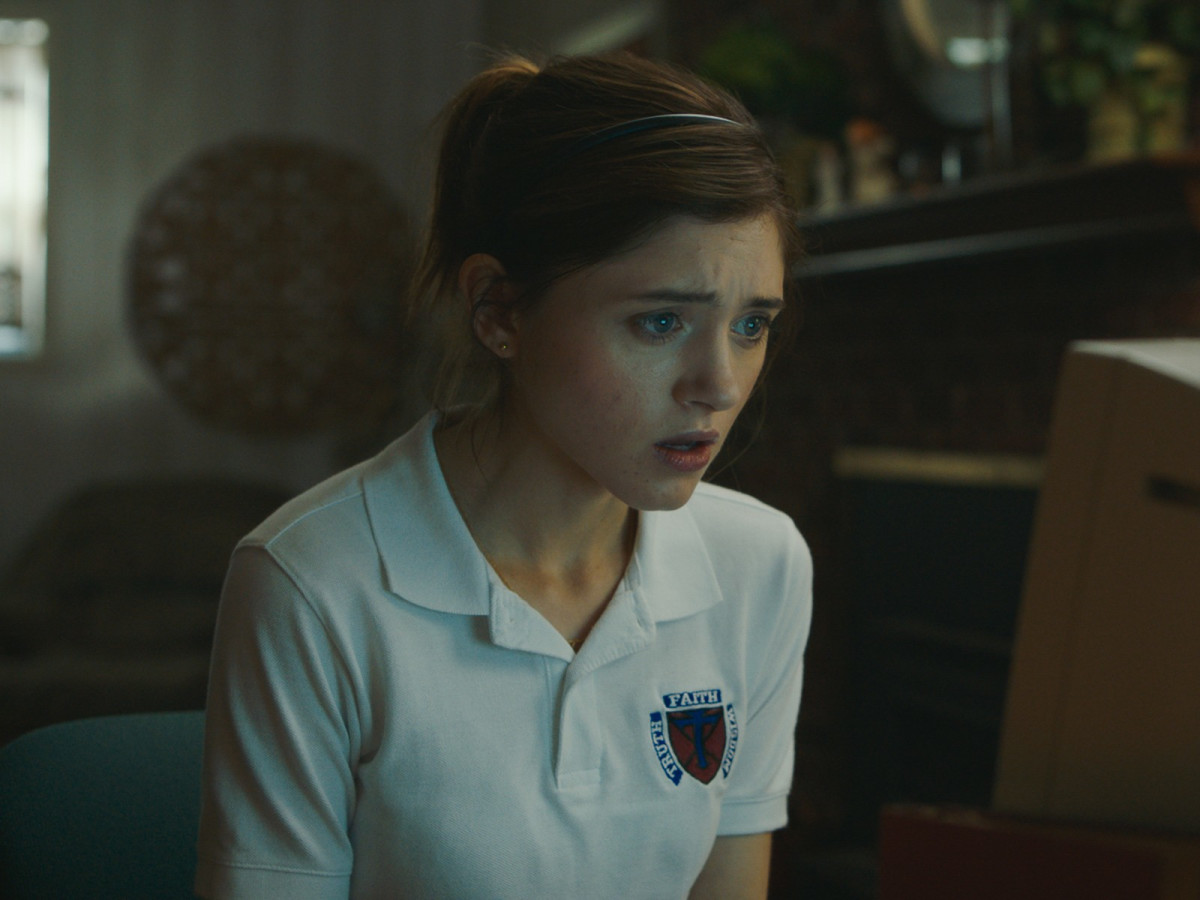 Natalia Dyer in Yes, God, Yes