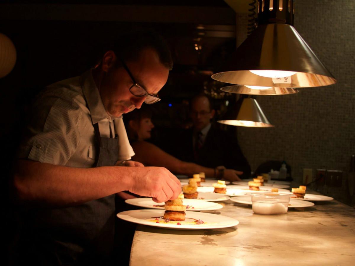 Steven McHugh chef San Antonio