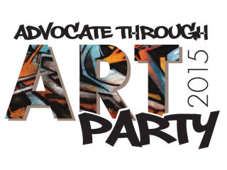 Advocate Through Art Party