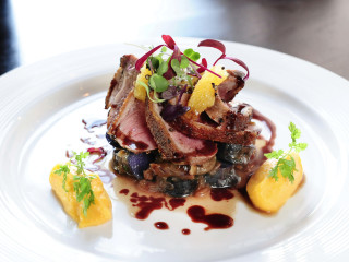 Shelby, Best of Everything, Etoile, March 2013, roasted duck breast