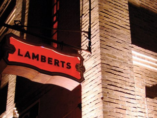 Austin photo: Places_Food_Lambert's_Exterior