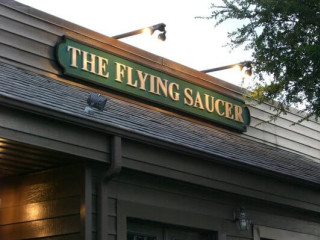 Flying Saucer Sign