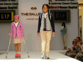 M.D. Anderson Back to School Event and Children's Fashion Show