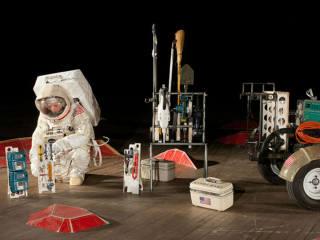 14 Pews presents A Space Program