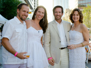 2nd Street District presents White Linen Night