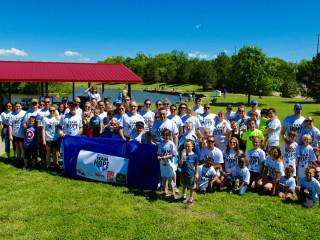 Huntington's Disease Society of America Team Hope Walk