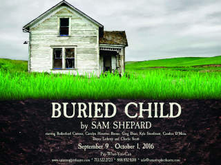 The Catastrophic Theatre presents Buried Child