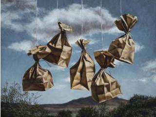 Hooks-Epstein Galleries presents Robert Kinsell: Blazes in the Desert