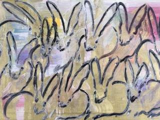 Laura Rathe Fine Art presents Hunt Slonem