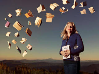 Cheryl Strayed, author